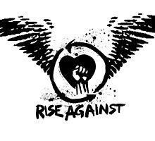 Rise Against by oksy19