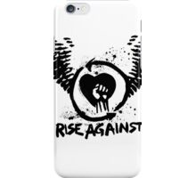 Rise Against iPhone Case/Skin