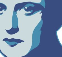 Ayn Rand Sticker