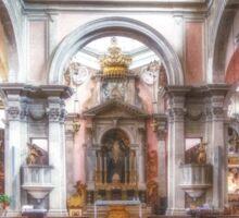 The church of San Canciano, Venice Sticker