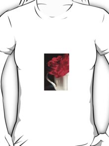 Love Is.... a Red Rose T-Shirt