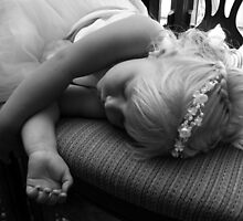 Sleeping Beauty by Hilary Walker