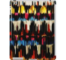 Paint Color Splatter Brush Stroke iPad Case/Skin