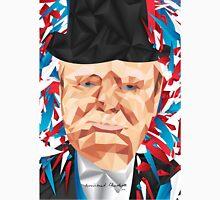 Portrait of Winston Churchill Unisex T-Shirt