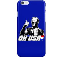 OK, USA! iPhone Case/Skin