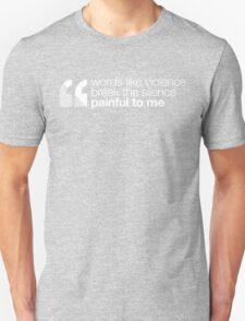 Depeche mode haiku T-Shirt