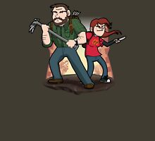 Post-Apocalyptic Dynamic Duo! T-Shirt