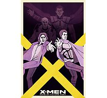 XMen: Days of Future Past Movie Poster Photographic Print