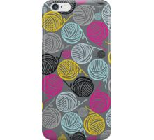 Yarn Yarn Yarn Yarn Yarn iPhone Case/Skin