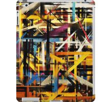 Paint Color Splatter Brush Stroke #2 iPad Case/Skin
