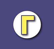 Waluigi's Emblem by minimalgame