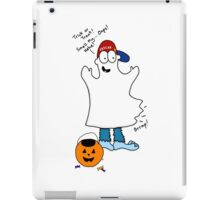 Trick Or Treat!  Smell My...  Oops! iPad Case/Skin