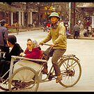 Trishaw by Pascale Baud