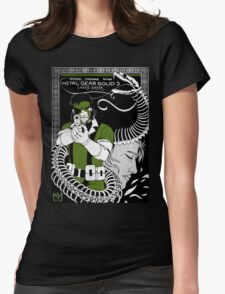 Metal Gear Solid 3: Snake Eater Womens Fitted T-Shirt
