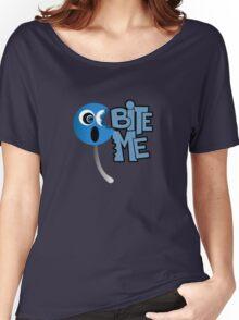 Bite Me - Sucker (2) Women's Relaxed Fit T-Shirt