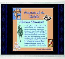 Chaplainship o' the Bubble by Thomas Josiah Chappelle