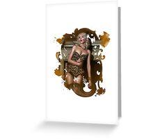 Crème de la Crème  Greeting Card