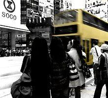 Yellow (series - Hong Kong) by Zoe Wong
