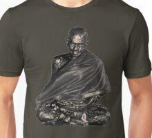 Golden Buddha statue V2 Unisex T-Shirt