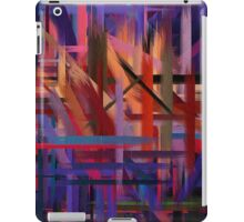 Paint Color Splatter Brush Stroke #3 iPad Case/Skin