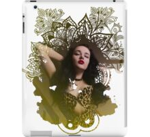 Betty Moan iPad Case/Skin