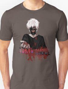 Kaneki white hair Unisex T-Shirt