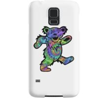 Grateful Dead Dancing Bear Trippy Samsung Galaxy Case/Skin