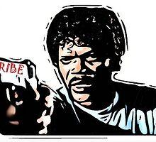 Pulp Fiction, Sam by thetribe