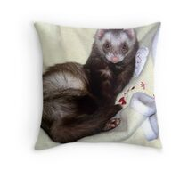 In Memory - Precious Noah Throw Pillow