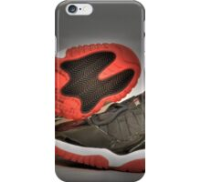 1995 O.G Nike Air Jordan XI iPhone Case/Skin