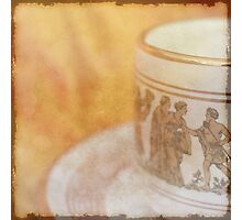 Greek Coffee  - JUSTART ©  Photographic Print