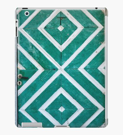 Rustic Door iPad Case/Skin