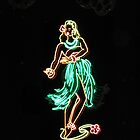 Neon Hula, 2007 by wonderfulworld