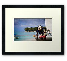 Jimmy Rodger Framed Print
