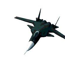 Su-47 by Adrenalin