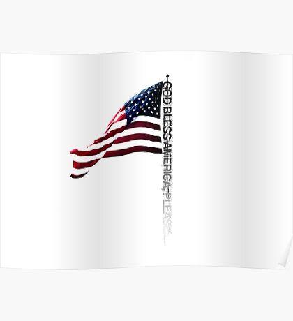 GOD BLESS AMERICA. Poster