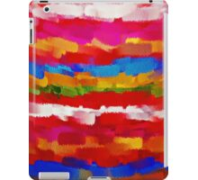 Paint Color Splatter Brush Stroke #7 iPad Case/Skin