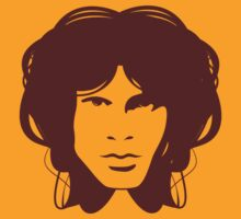 Jim Morrison (d.red) by Brad Sharp