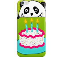 Now It's A Party! iPhone Case/Skin