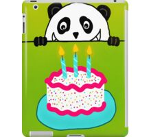 Now It's A Party! iPad Case/Skin