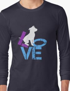 Love for Dogs Long Sleeve T-Shirt