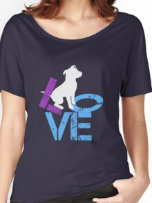 Love for Dogs Women's Relaxed Fit T-Shirt