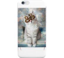 Cat-viator iPhone Case/Skin