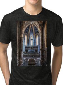 Certosa di Bologna Tri-blend T-Shirt