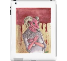 Carrion Mother iPad Case/Skin