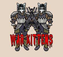 WAR KITTENS?  War Kittens! Womens Fitted T-Shirt