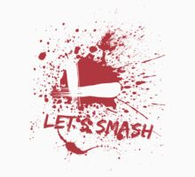 Let's Smash Kids Tee