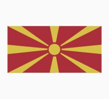flag of Macedonia T-Shirt