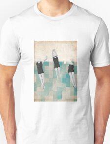 Parte a la libertad Unisex T-Shirt