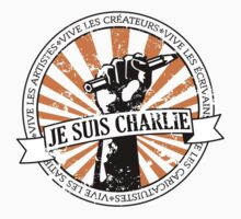 Je Suis Charlie by fcdesignco